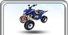 Get that ATV 4-Wheeler you've always wanted or a Scooter, UTV Mule, Dirt Bike or yes even a Go-kart practically free!